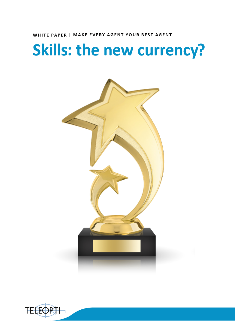 Skills The New Currency