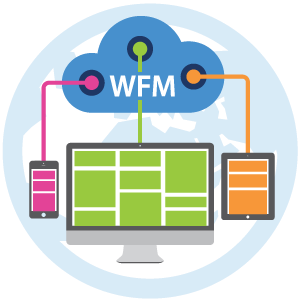 Teleopti cloud WFM features fully automated forecasting and scheduling that's accurate, efficient and above all, fair and fun – engaging and empowering agents, who, in turn, deliver greatly improved customer experiences.